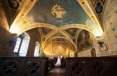 Matrimonio civile a Volterra